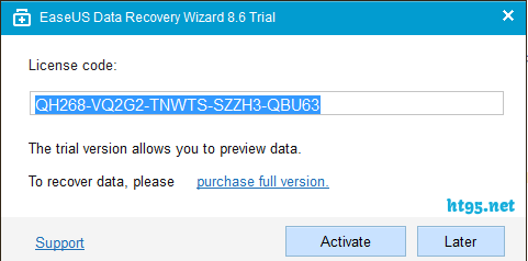 EaseUS-Data-Recovery-Wizard Crack