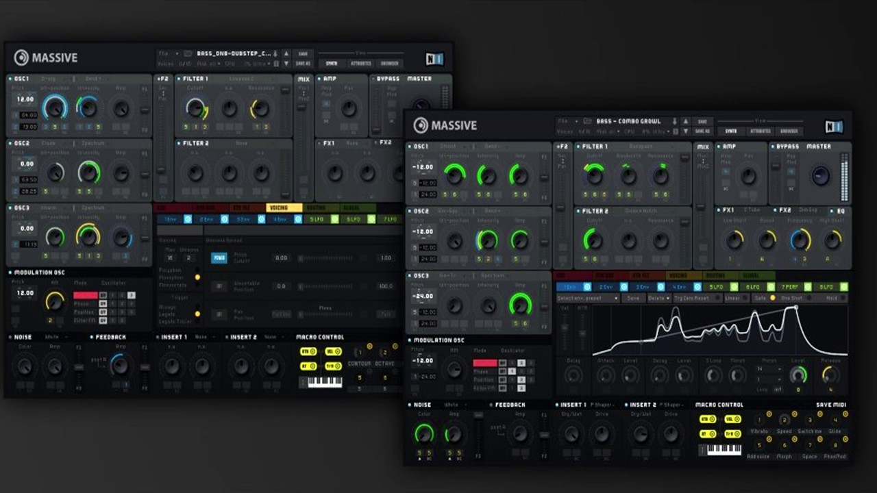 2021 Native Instruments Massive Crack