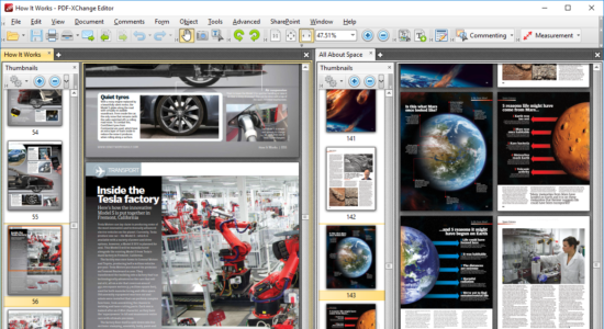You Can Customize PDF Xchange Editors Features.