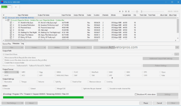 XRECODE3 2022.1 Serial Key Full Version For Pc